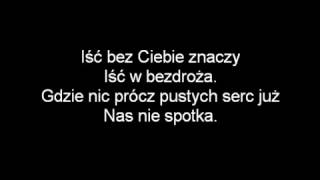 Sylwia Grzeszczak feat. Mateusz Ziółko - Bezdroża + tekst 2016