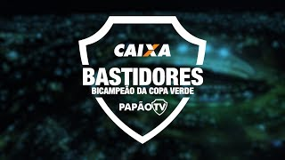 Paysandu divulga imagens inéditas dos bastidores do bi da Copa Verde