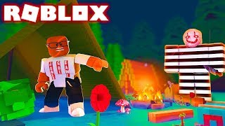 I'm NEVER Going CAMPING AGAIN In Roblox!!! (I Was SO SCARED 😭)