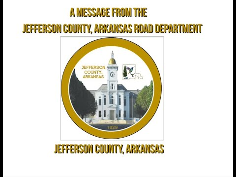Road Department - Jefferson County, Arkansas