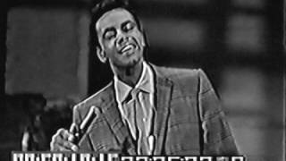 Johnny Mathis Live Stage Rehearsal 1960