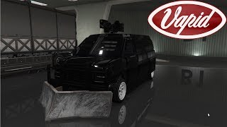GTA V - Speedo Custom Customization and Cinematic Drive (PC MAX GRAPHICS)