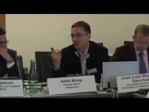 Attila Mong, Deputy Editor, atlatszo.hu