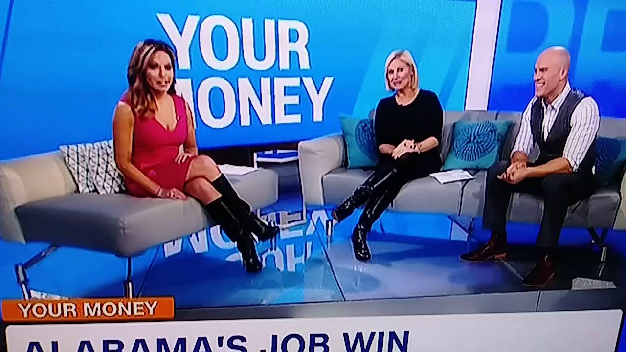 Robin Meade And Jennifer Westover 1 11 182 Youtube
