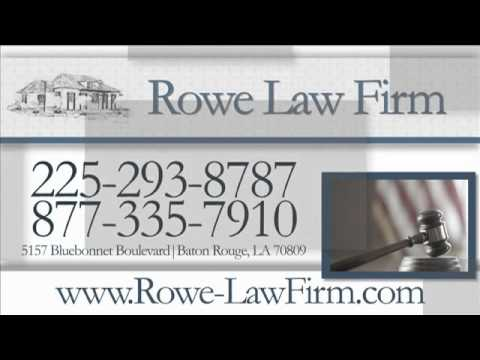 Baton Rouge Social Security Disability Lawyer LA SSDI Attorney New Orleans Social Security Denied