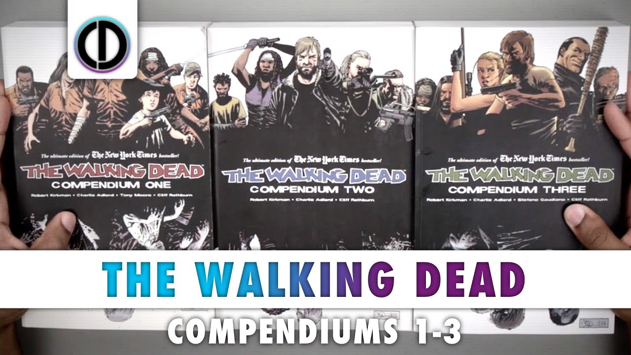 the walking dead kompendium
