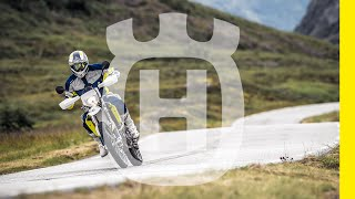 Husqvarna 701 ENDURO - The Perfect Combination