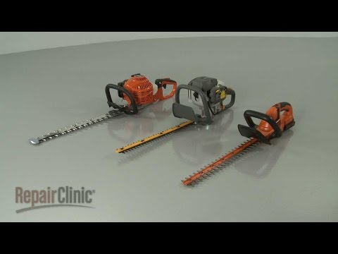 How It Works: Hedge Trimmer