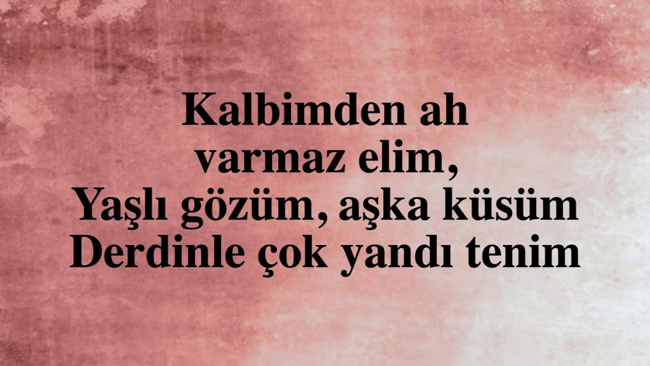 Ilyas Yalcintas Yagmur Sozleri Lyrics Youtube