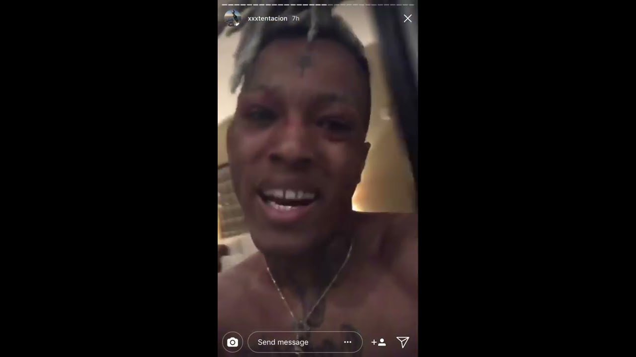 Xxxtention gets jumped by Migos (Full Rant) - YouTube
