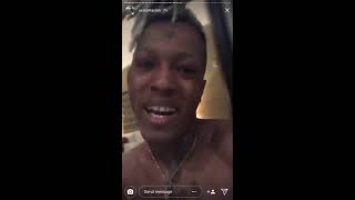 Xxxtention gets jumped by Migos (Full Rant)