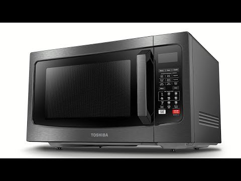 Toshiba Microwave Oven with Convection Function Smart Sensor Review
