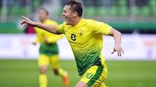 Анжи Махачкала 4-0 Динамо Москва - Обзор Матча Все голы  06.04.2014