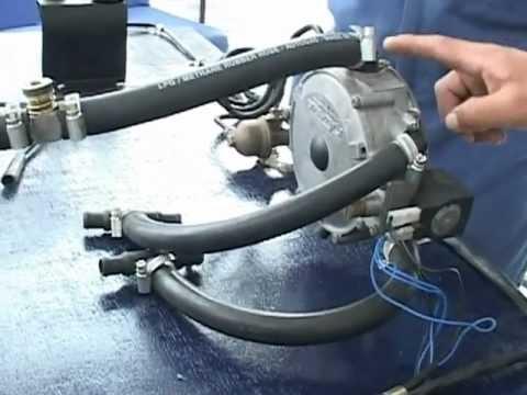 Autogas//GLP tomasetto toma de agua para evaporador