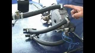 Equipo de GLP para motores gasolineros. 1ra. generación. VIDEO DE CARLOS MUNARES