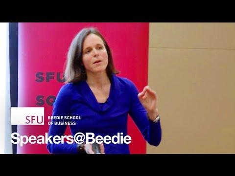 "Speakers@Beedie: Professor Elicia Maine, SFU Beedie ""Turning Invention into Innovation"""
