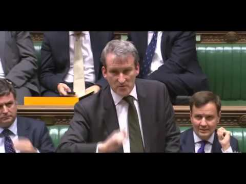 2 - TAX CREDITS DEBATE - Damian Hinds MP - Exchequer Secretary