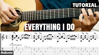 Everything I do (Bryan Adams) Hướng dẫn guitar intro (Solo)