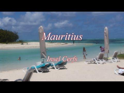 Mauritius  -   Reisebericht   -  7/7  - Insel Cerfs