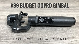 iSteady Pro GoPro Gimbal Review