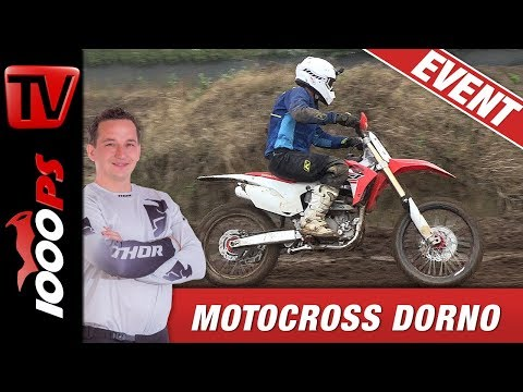 4 Tage Motocross in Dorno - Offroad Training mit Fahrschule Mannhard