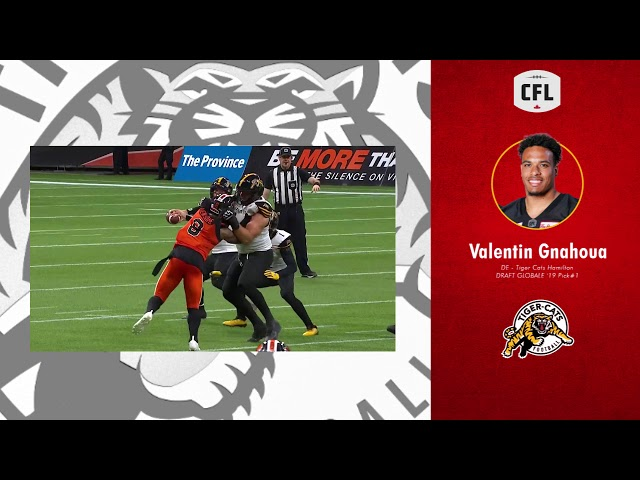 [CFL] 🎙️ ITW avec Valentin Gnahoua #77 - Hamilton Tiger Cats