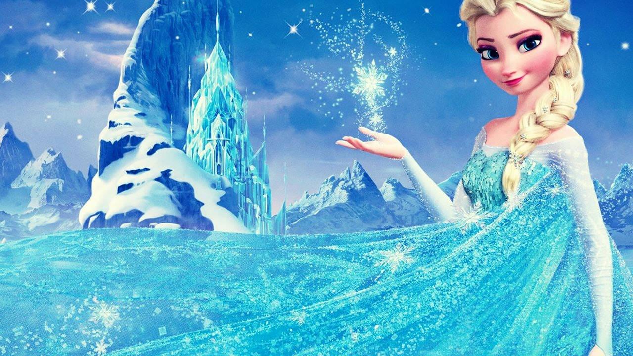 Video Frozen Inspired Games In Film Frozen Adventures Chilling