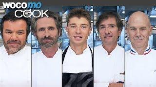 5 grands chefs étoilés révèlent les secrets de leurs cuisines