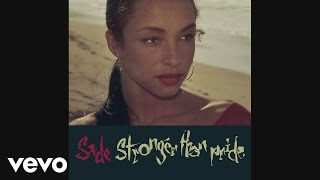 Sade - I Never Thought I'd See the Day (Audio)