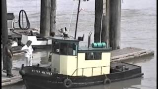 Rays Home Built Tugboat