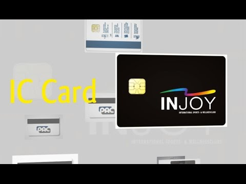 Contact IC Card Manufacturer, Mifare IC Card & Blank IC Card Supllier