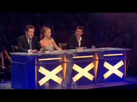 BGT FINAL - Bar Wizzards.