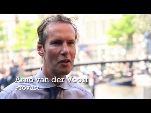 Provast start ontwikkeling Waagblok // Aalmarkt Leiden // Start Bouw 24 mei 2012