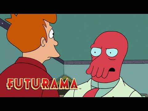 FUTURAMA   Season 1, Episode 2: The Doctor Is In   SYFY