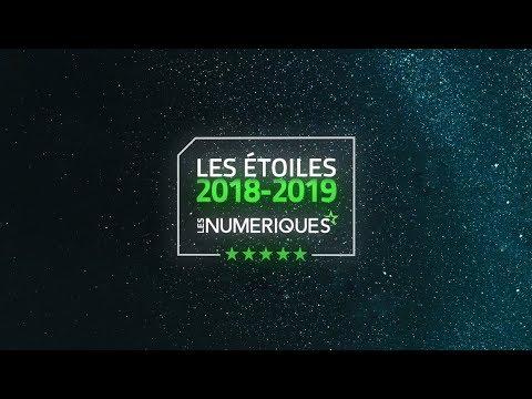 Les Etoiles des Numériques 2018-2019 : la cérémonie en moins de 2 minutes !