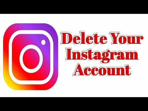 How to Delete Instagram Account Permanently [Mobile] /Delete Your Instagram Account 2019