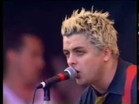 Good Riddance 1997 Live Woodstock