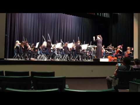 """Sahara Crossing"" - Sig Rogich Middle School, Orchestra Festival March 2017"