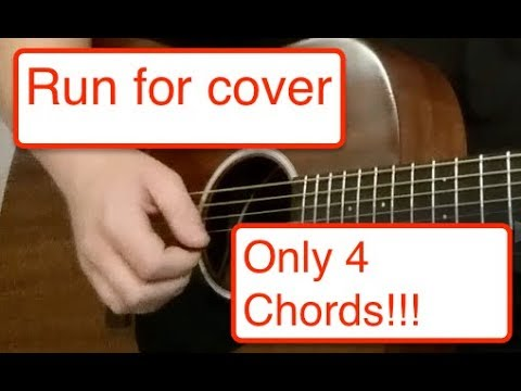 The Killers - Run For Cover Easy Guitar Lesson