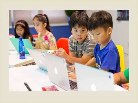 Kids Coding Learning Centre In Singapore |  SG Code Campus