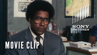 "ROMAN J. ISRAEL, ESQ. Movie Clip - ""Back to My Roots"""
