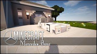 Minecraft Vehicle Tutorial - Mercedes Benz