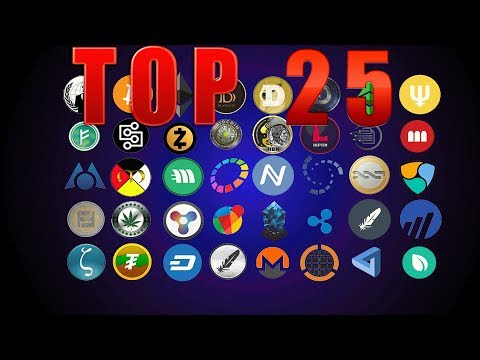 Top 25 Crypto Coins To Buy In 2018 Clif High Analysis And Predictions 2018