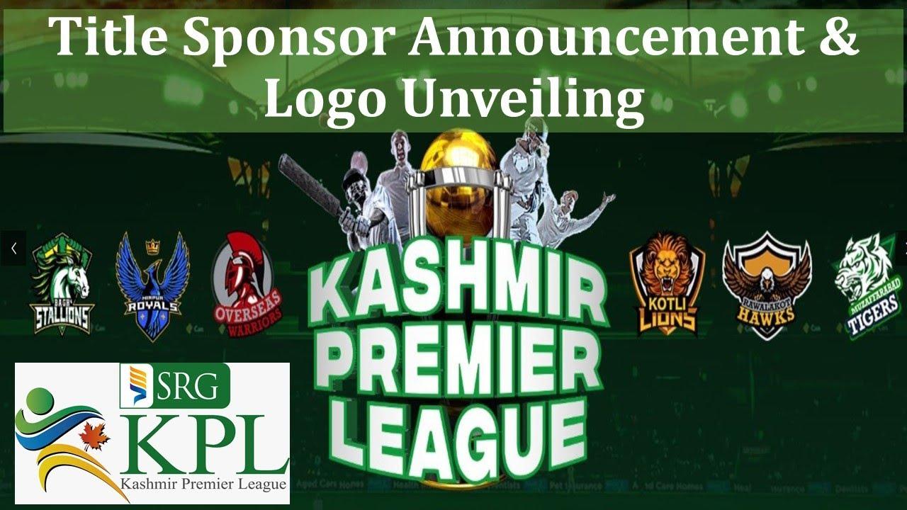 Kashmir Premier League | KPL Logo Unveiling Ceremony at Marriott Hotel Islamabad
