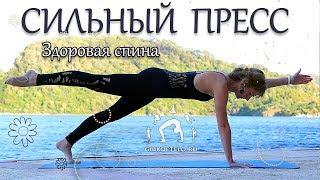 ПЛОСКИЙ ЖИВОТ и СТРОЙНАЯ ТАЛИЯ / Упражнения на пресс и мышцы кора