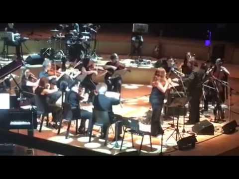 Cinema Verité - Sandra Mihanovich & KASHMIR Orquesta - CCK 2016 - Gentileza del público