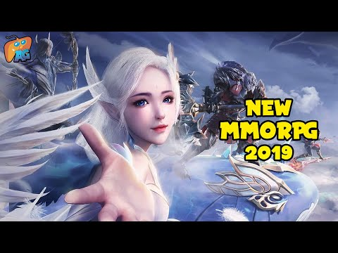 Top 10 New Best MMORPG On Android/iOS 2019 | AndroGaming