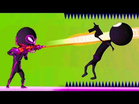 STICKMAN SHOOTER ELITE STRIKEFORCE - Walkthrough Gameplay Part 2 (iOS Android)