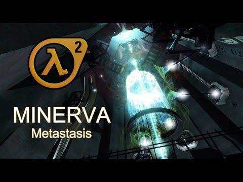 HalfLife 2: Minerva Mod  Full Walkthrough 【NO Commentary】