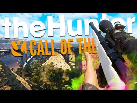 The Hunter Call Of The Wild | MOUNTAIN GOATS, WOLF PACK ATTACK AND FAKE DIAMONDS!! (CUATRO COLINAS)